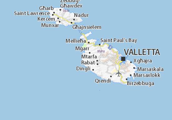 Mappe-Piantine Baħrija