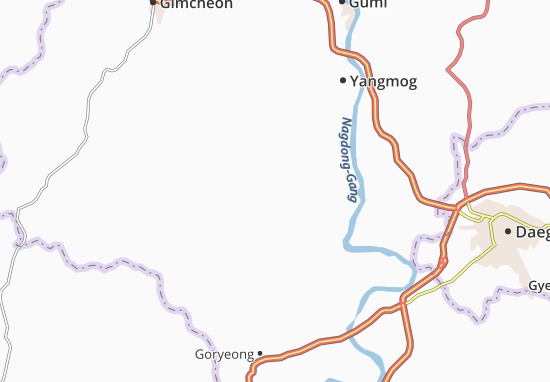 Mappe-Piantine Seongju
