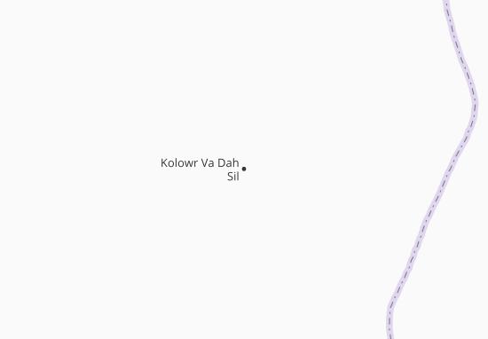 Mappe-Piantine Kolowr Va Dah Sil