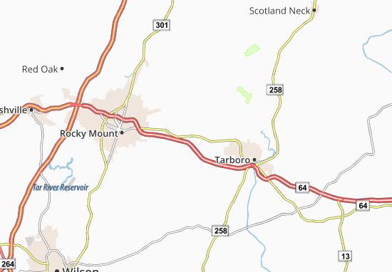 Hartsease Map