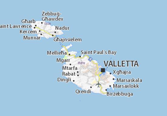Mapa Plano Tal-Milord