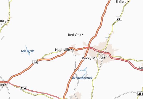 Nashville Map
