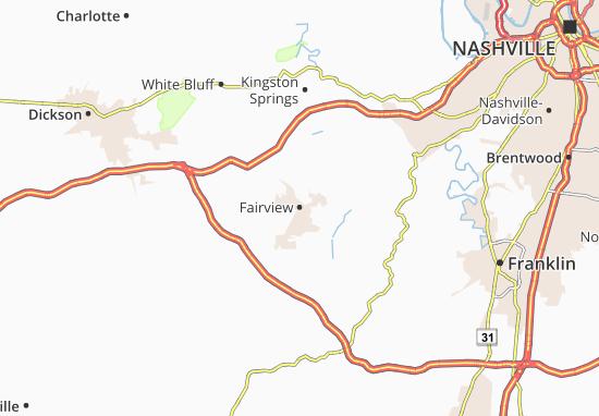 Fairview Map