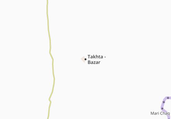 Takhta - Bazar Map