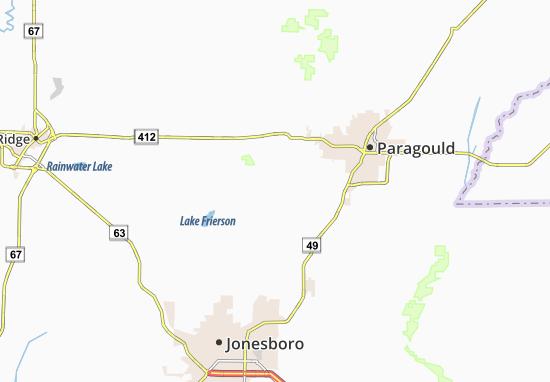 Finch Map