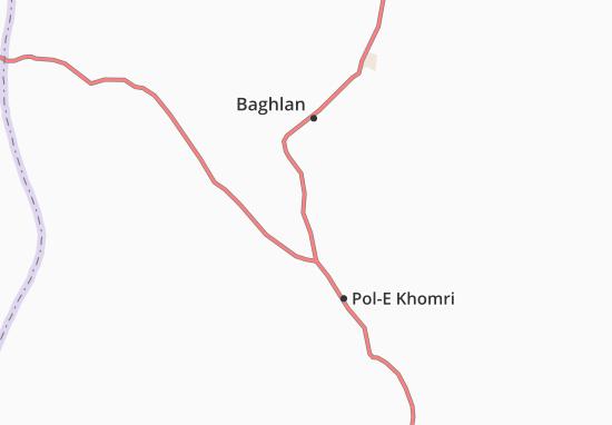 Hoseyn Kehl Map