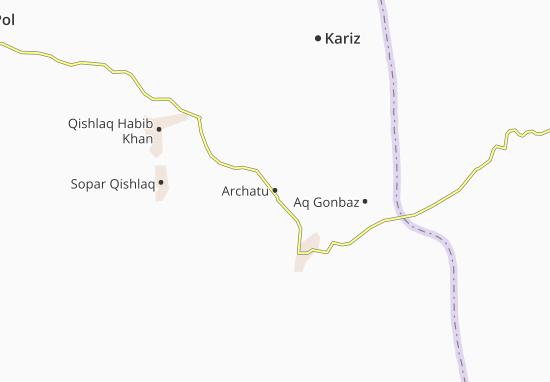 Archatu Map