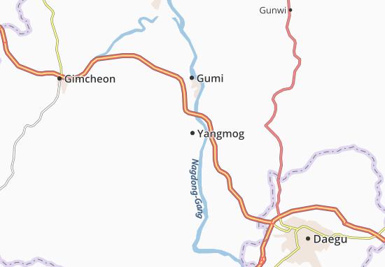 Mappe-Piantine Yangmog