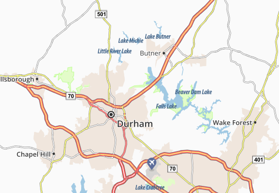 Mapas-Planos Gorman