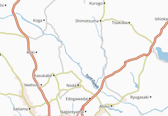 Iwai Map