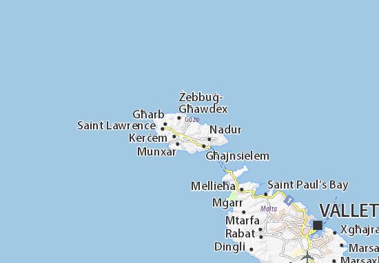 Mapa Plano Is-Srug