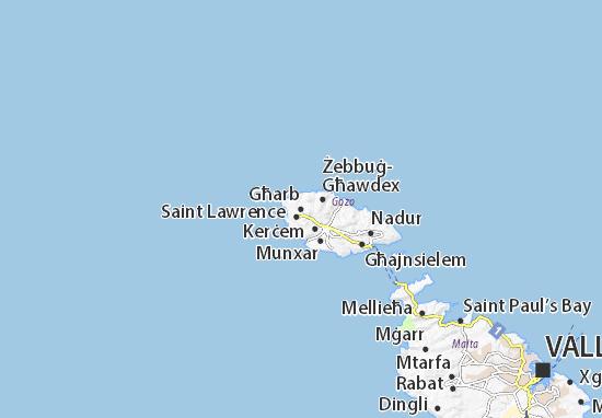 Mapa Plano Għarb