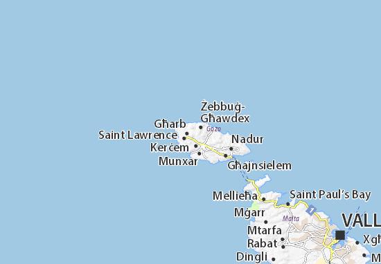 Għammar Map