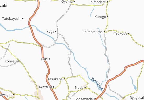 Sakai Map