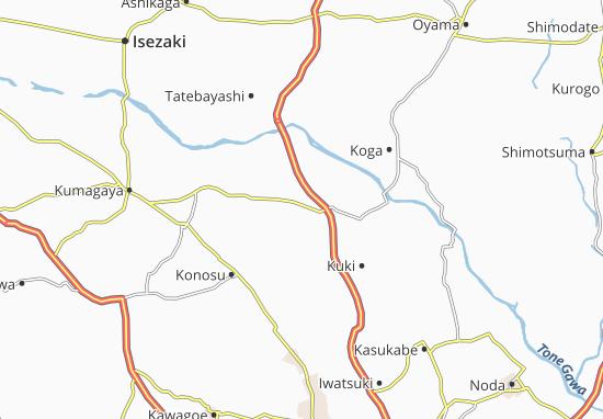 Kazo Map