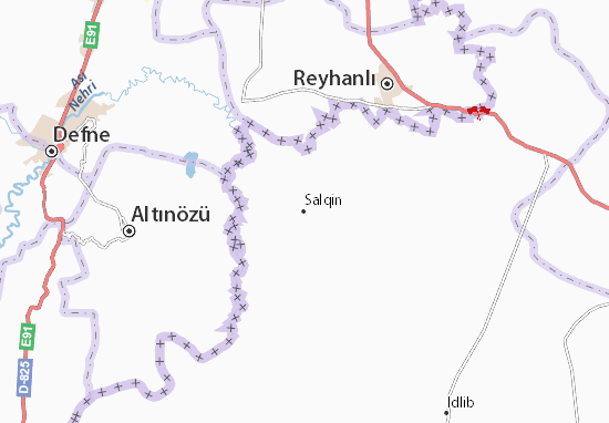 Mapas-Planos Salqin