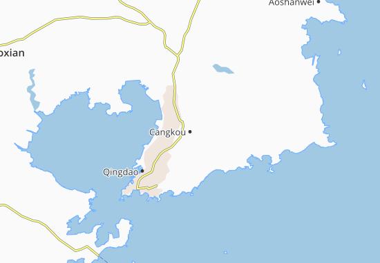 Cangkou Map