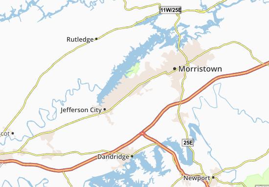 Talbott Map