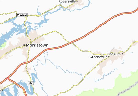 Mohawk Map