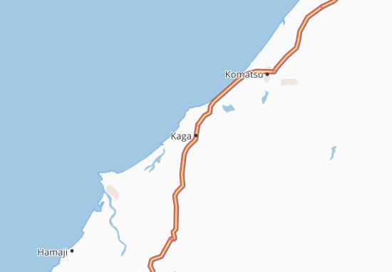 Mapas-Planos Kaga