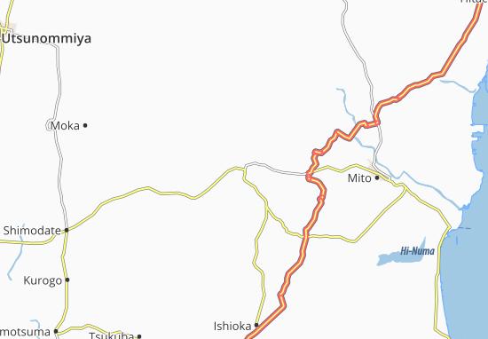 Kasama Map