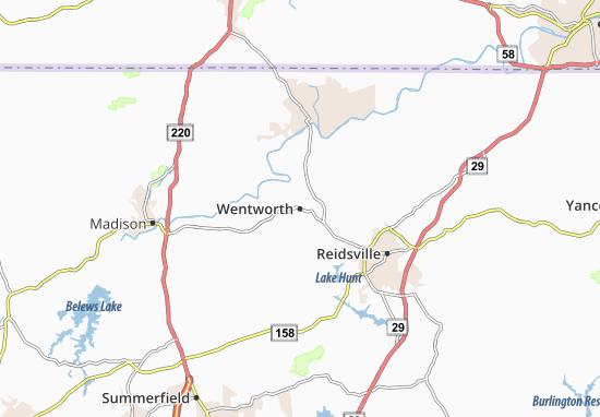 Mapas-Planos Wentworth