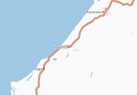 Komatsu Map