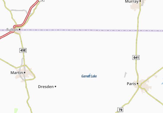 Carte-Plan Palmersville