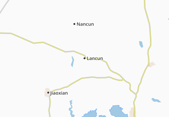 Carte-Plan Lancun