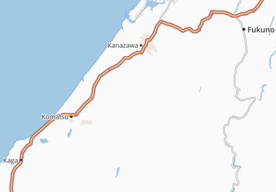 Tsurugi Map