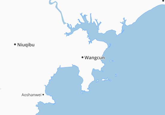 Carte-Plan Wangcun
