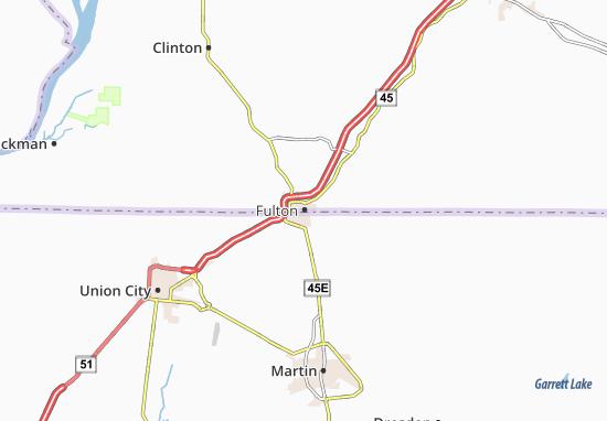 Mapas-Planos Fulton