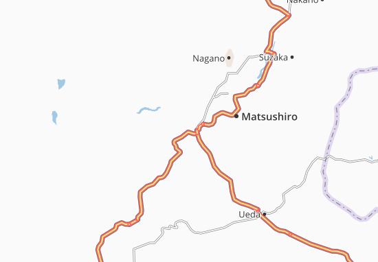 Inariyama Map