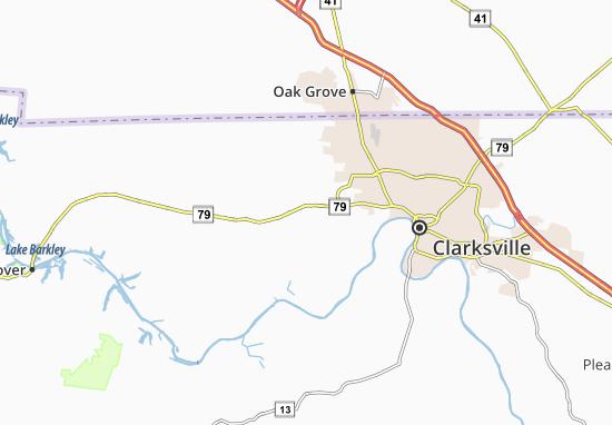 Woodlawn Map