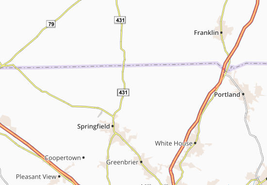 Youngville Map