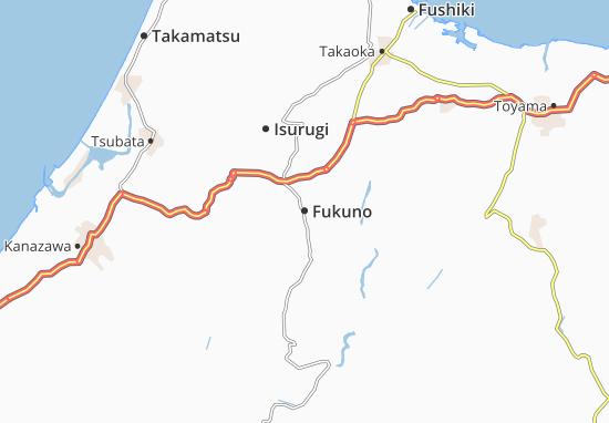 Fukuno Map