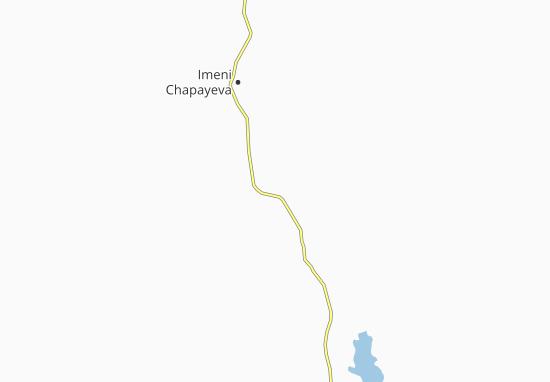 Mapa Plano Imeni Zhdanova