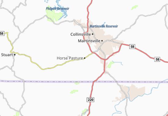 Mappe-Piantine Horse Pasture