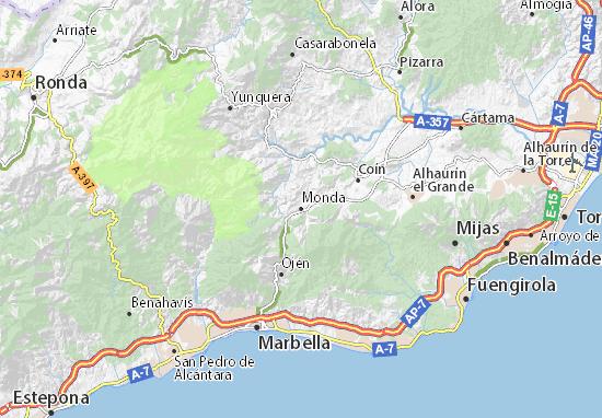 Monda Map