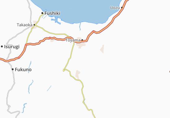 Naka-Nunome Map