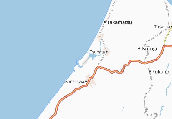 Mukai-Awagasaki Map