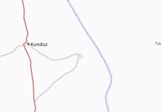 Khanabad Map