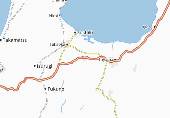 Gejo Map