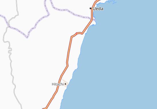 Takahagi Map