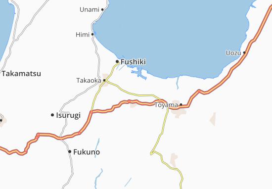 Kosugi Map