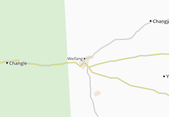 Mapas-Planos Weifang