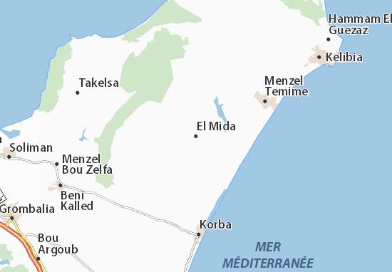Mappe-Piantine El Mida