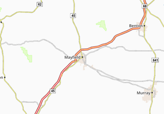 Mayfield Map