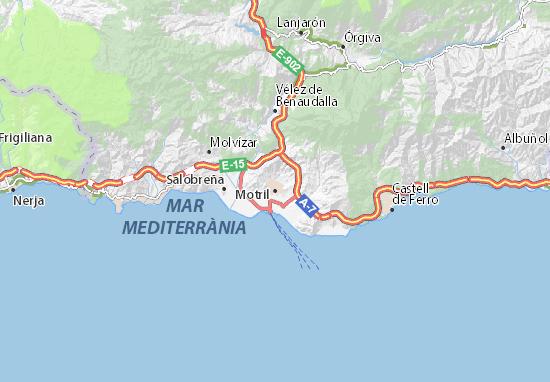 Mapas-Planos Motril