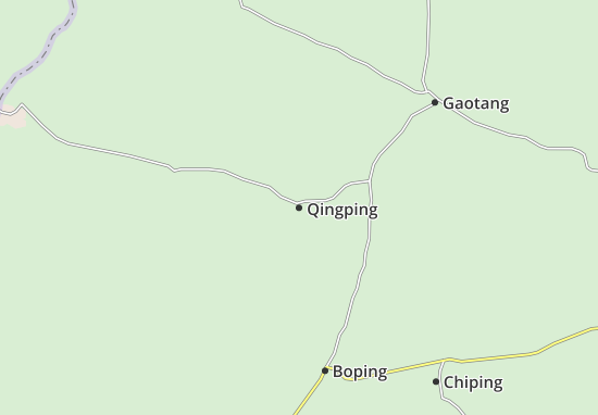 Qingping Map